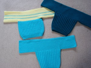 My Knit for Kids Crochet Sweater Pattern Yarn Over, Pull Through