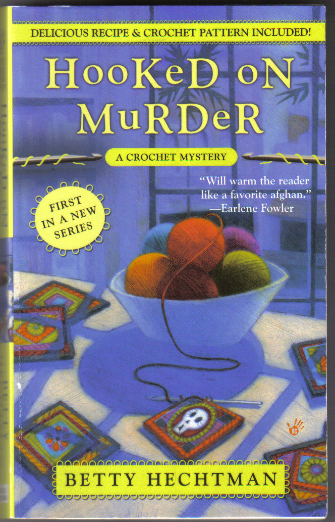 Book Review: Hooked on Murder by Betty Hechtman