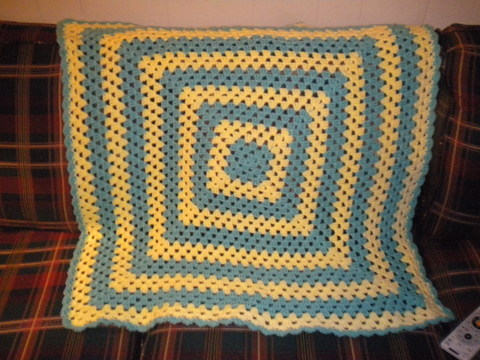 Help, My Granny Square Is Leaning to the Right! | Yarn Over, Pull ...