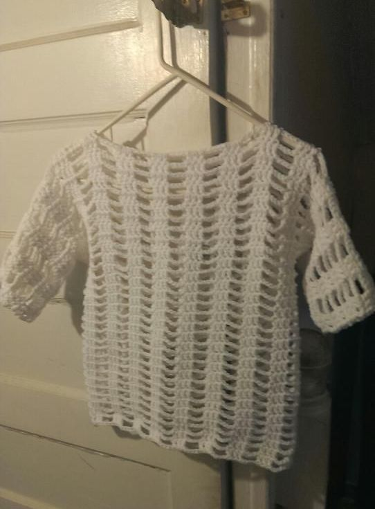 Versatile Summer Crochet Top Pattern