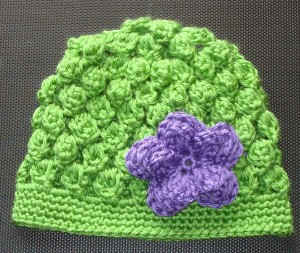 The Emily Cluster Hat