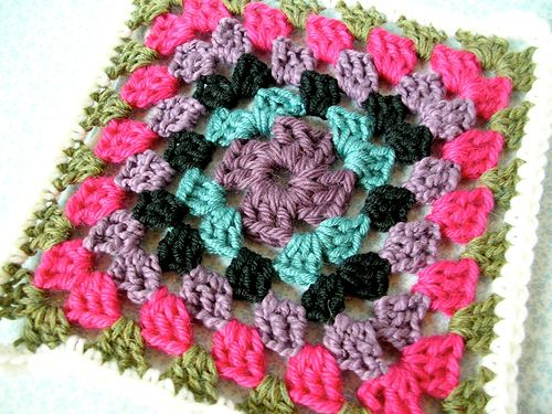 A New Granny Square Crochet Tutorial