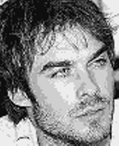 Ian Somerhalder is available as a ready-to-download crochet photo pattern.