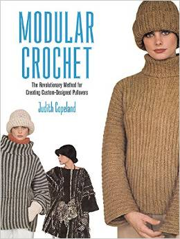 Judith Copeland's Modular Crochet is Back in Print!