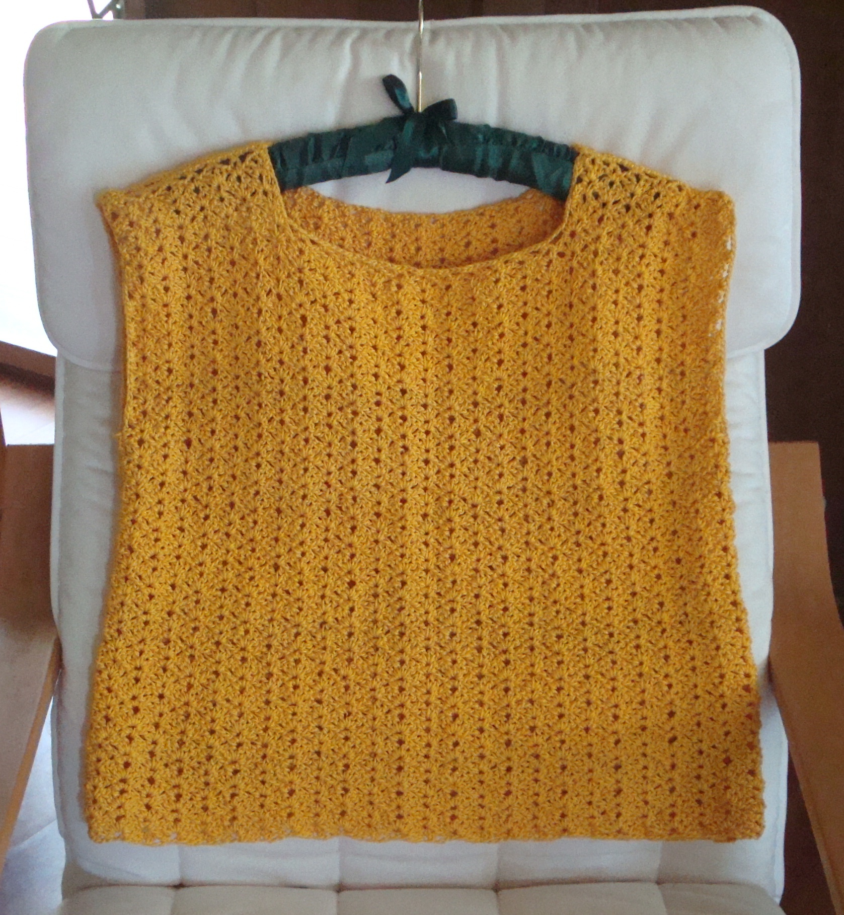 Design Your Own Crochet Summer Top