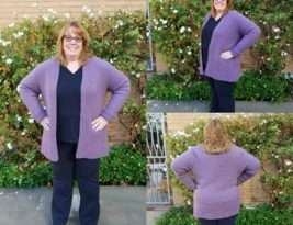 Stark Cardi – A Commissioned Crochet Project – Part 2
