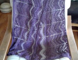 Designing Crochet Wraps Is EASY