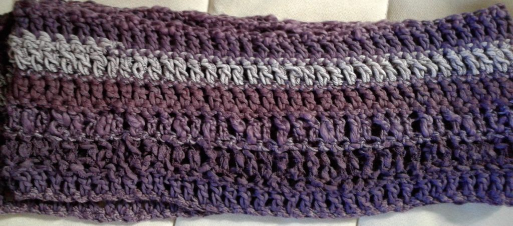 Designing Crochet Wraps Is Easy Yarn Over Pull Through